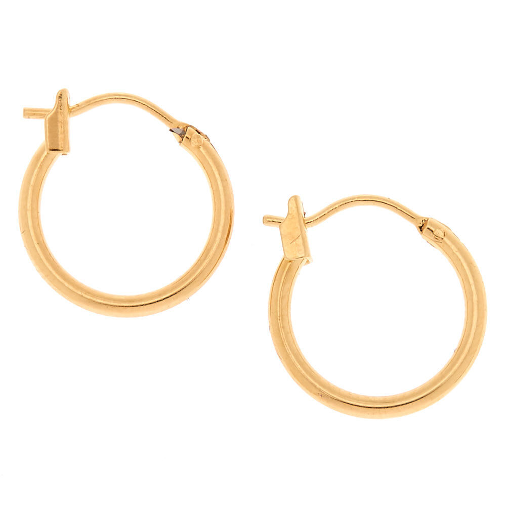 Earrings Jewelry & Accessories Simple Gold Silver Plated Big Hoop Earring For Women Statement Fashion Jewelry Accessories Large Circle Round Loop Earrings Pure White And Translucent