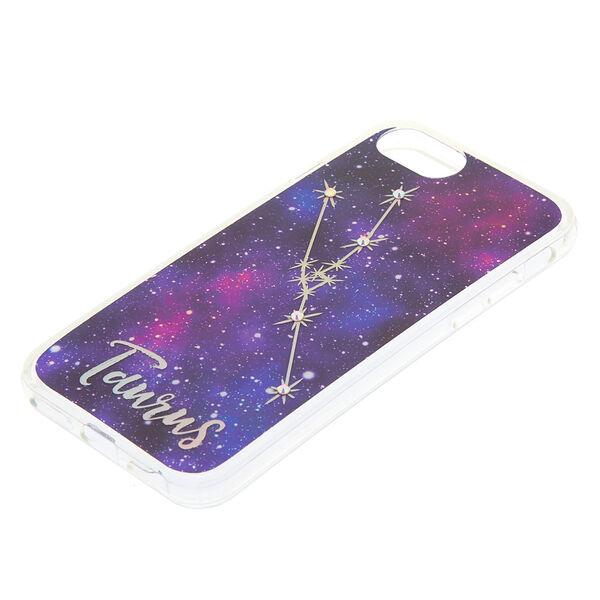 Claire's - zodiac taurus phone case - 2