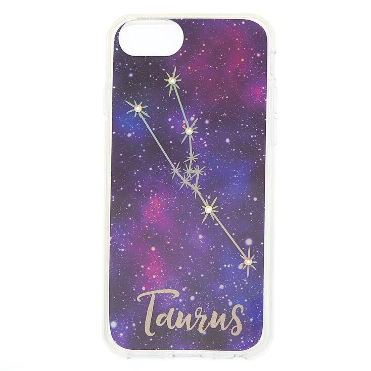 newest 6a85e 83331 Taurus Zodiac Phone Case - Fits iPhone 6/7/8 Plus