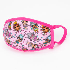 L.O.L. Surprise!™ Doll Print Face Mask – Adjustable,