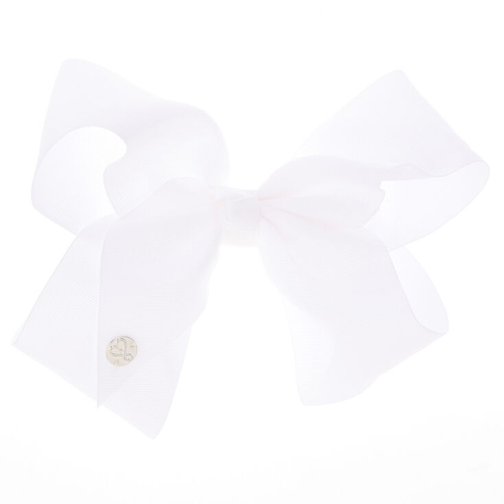 JoJo Siwa™ Large White Signature Hair Bow,