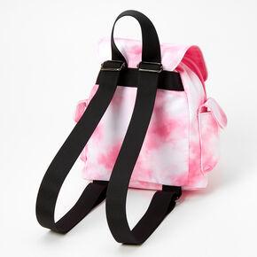 Tie Dye Mini Backpack - Pink,