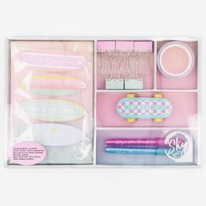 Sky Brown™ Sky's The Limit Pastel Stationery Set,