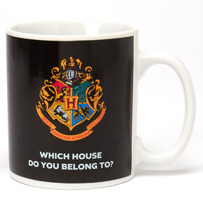 Harry Potter™ Hogwarts Houses Heat Changing Mug – Black,