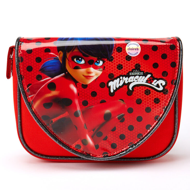 Miraculous™ Sequins Crossbody Bag – Red,