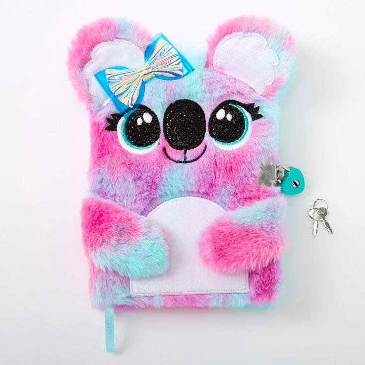 Kora the Koala Lock Diary - Pink,