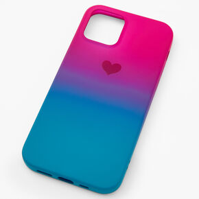 Ombre Heart Phone Case - Fits iPhone® 12/12 Pro,