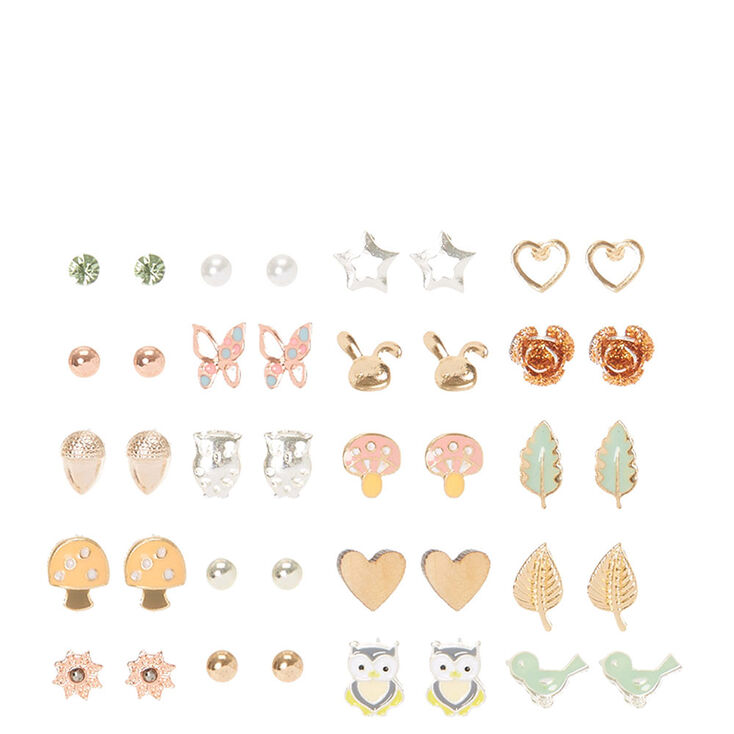 Sensitive Solutions Woodland Earrings Claire S Us