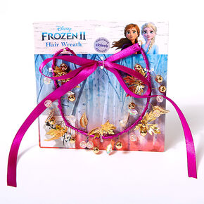 ©Disney Frozen Leaf Hair Wreath - Purple,