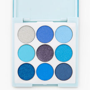 Shine Mini Eyeshadow Palette - Blues,