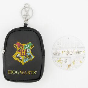 Harry Potter™ Hogwarts Mini Backpack Keyring – Black,