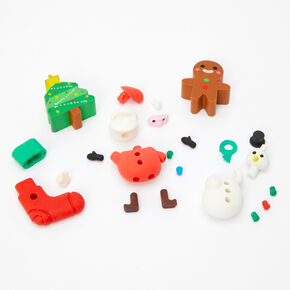 Holiday Erasers - 5 Pack,