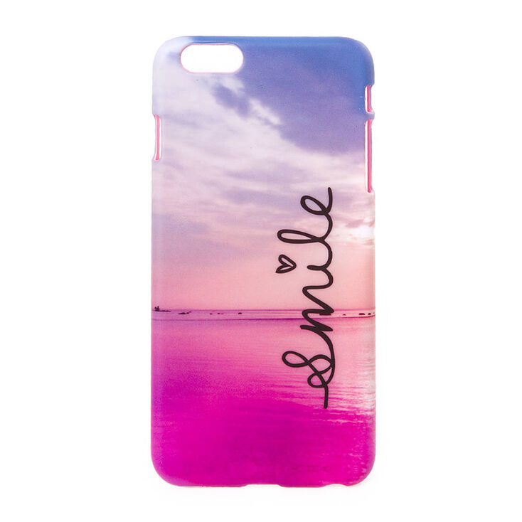 low priced 3374b 4f4ce Beach Smile Phone Case