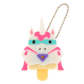 Pucker Pops Super Unicorn Lip Gloss - Grape,