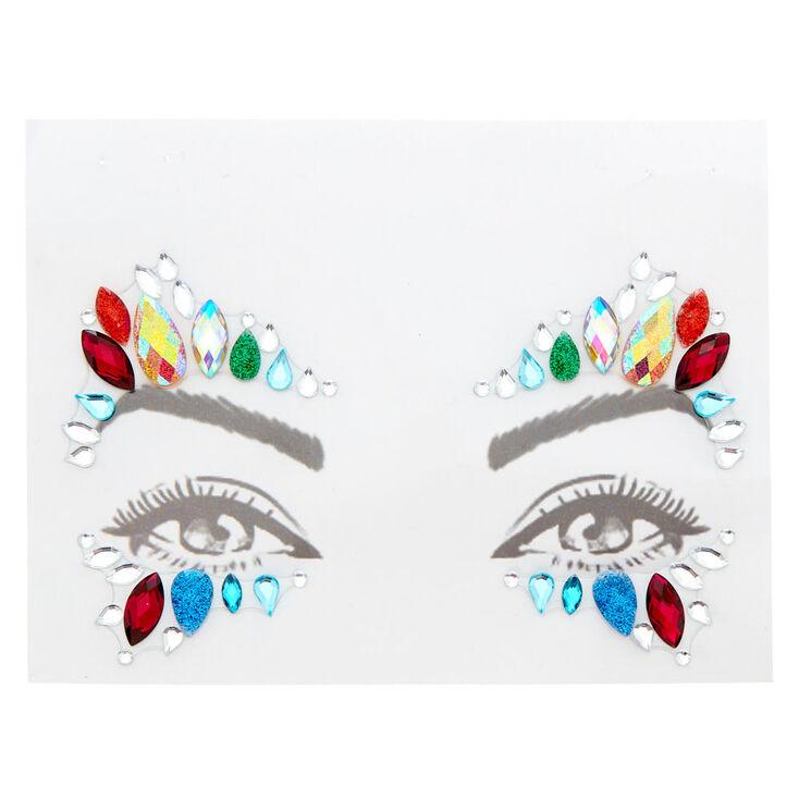 Iridescent Rainbow Eye Gems,