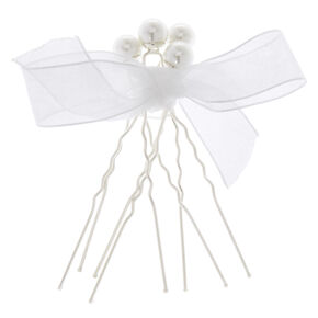 Pearl Hair Pins - 4 Pack,