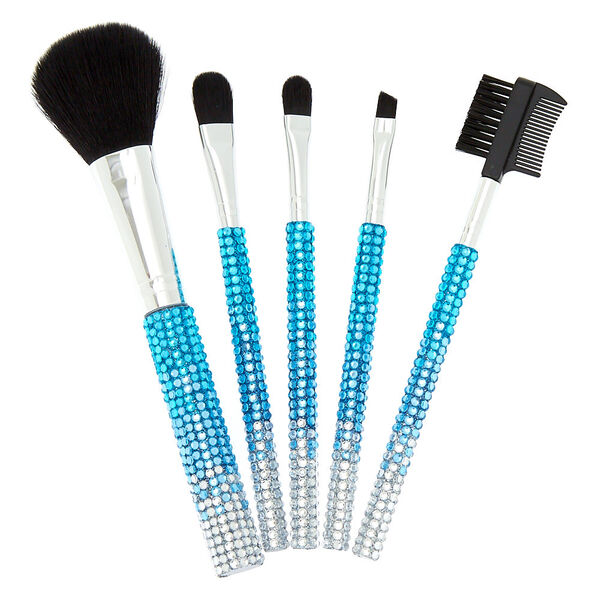 Claire's - blingmakeup brush set - 1