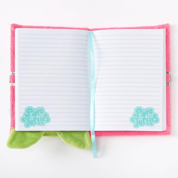 Tessa the Turtle Lock Diary - Pink,