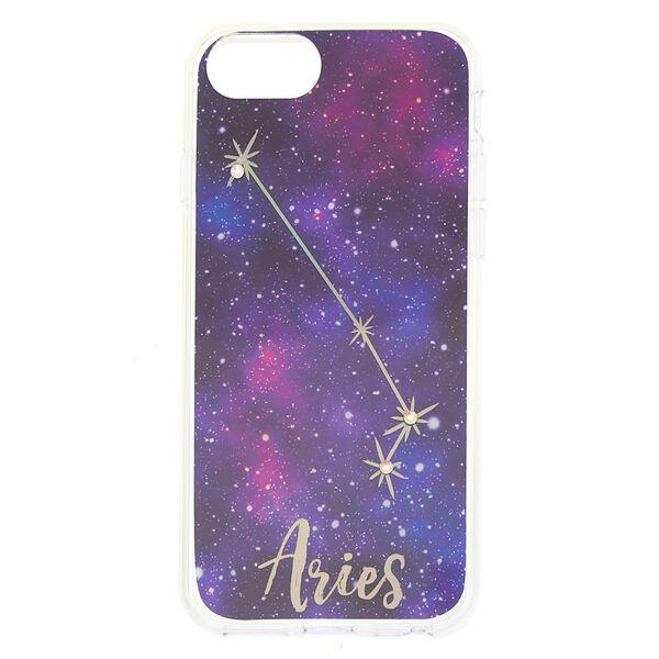 Claire's - zodiac aries phone case - 1