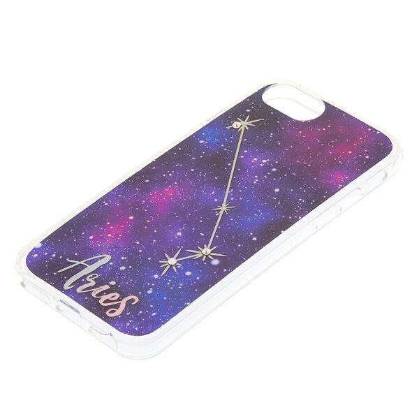 Claire's - zodiac aries phone case - 2