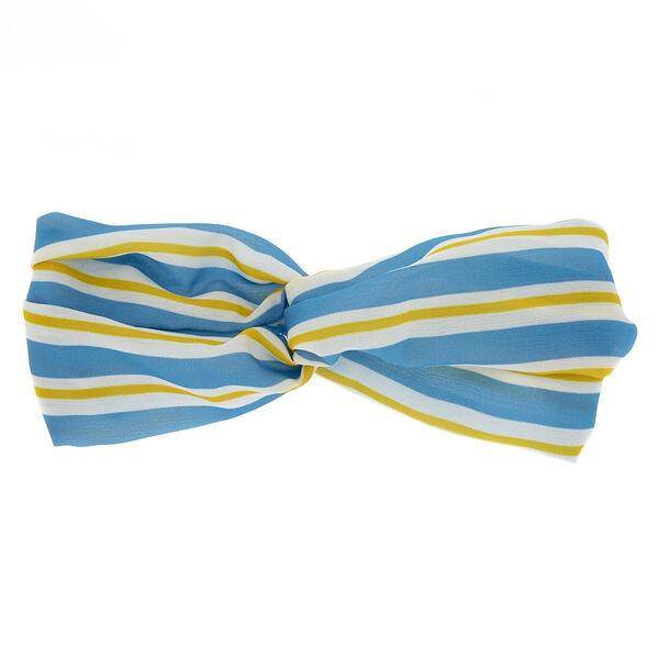 Claire's - stripe knot turban headwrap - 2