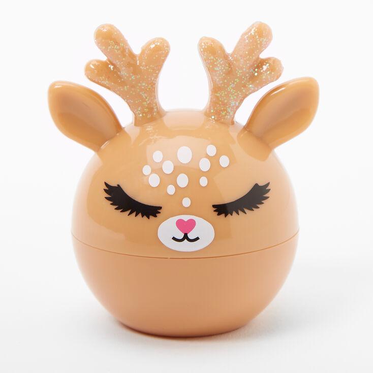 Reindeer Shimmer Lip Gloss - Vanilla,