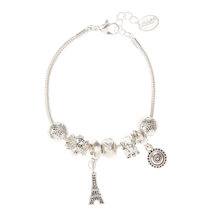 products elephant product grabagizmo bracelet animal lovers image charm