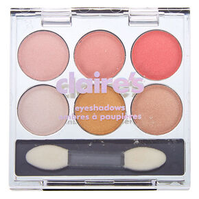 Mini Coral Eyeshadow Palette,