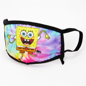 SpongeBob SquarePants Face Mask – Adjustable,