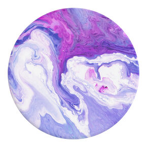 PopSockets PopGrip - Lavender Marble,