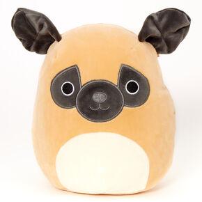 "Squishmallows™ 8"" Pug Plush Toy,"