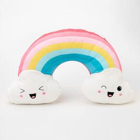 Squishmallows™ Happy Rainbow Plush Toy,