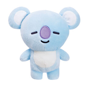 BT21© Koya Medium Plush Doll – Blue,