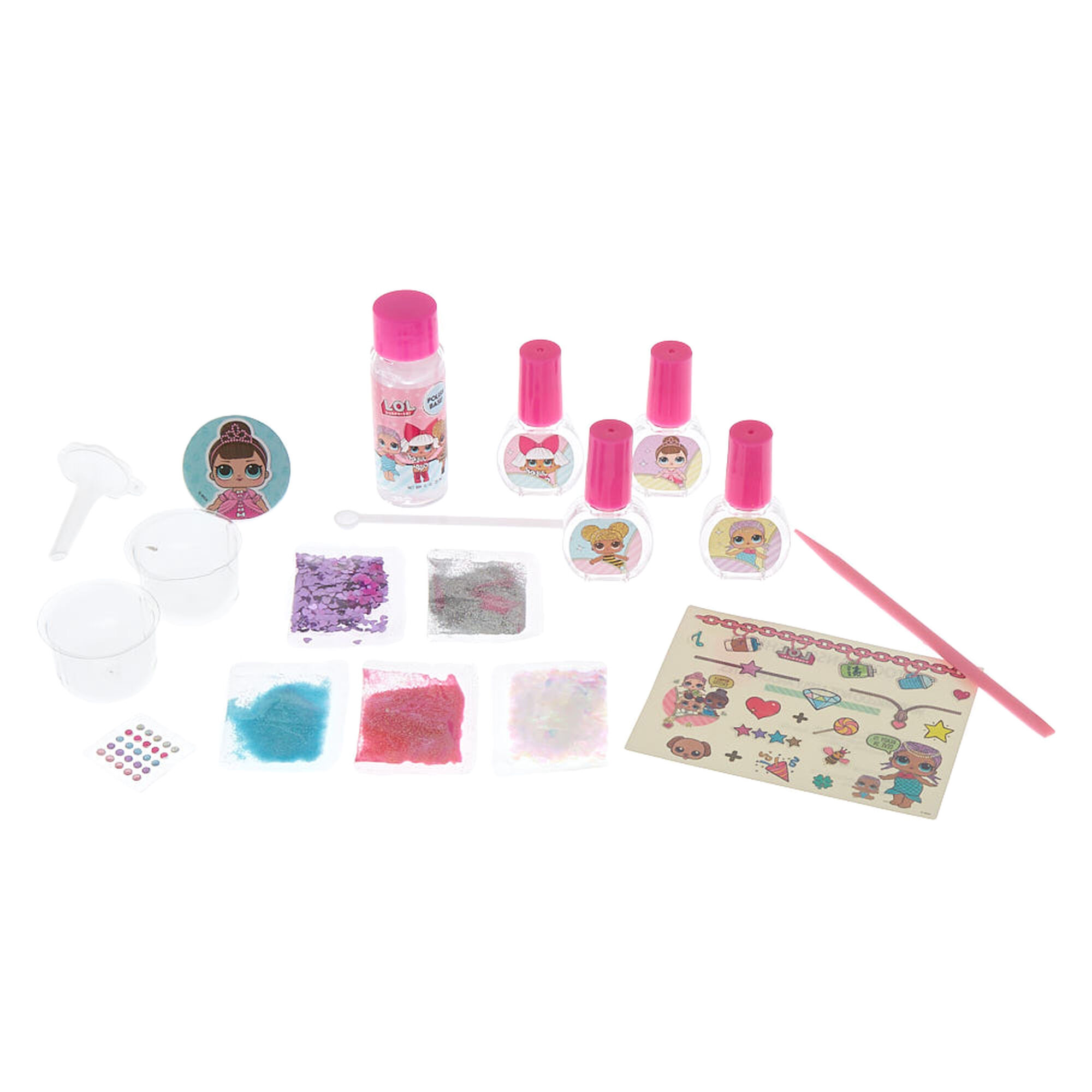 L.O.L Surprise!™ Confetti Nail Art Kit | Claire\'s US