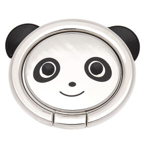 Silver Panda Ring Stand,