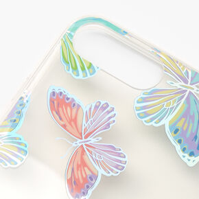 Holographic Butterflies Phone Case - Fits iPhone 6/7/8/SE,