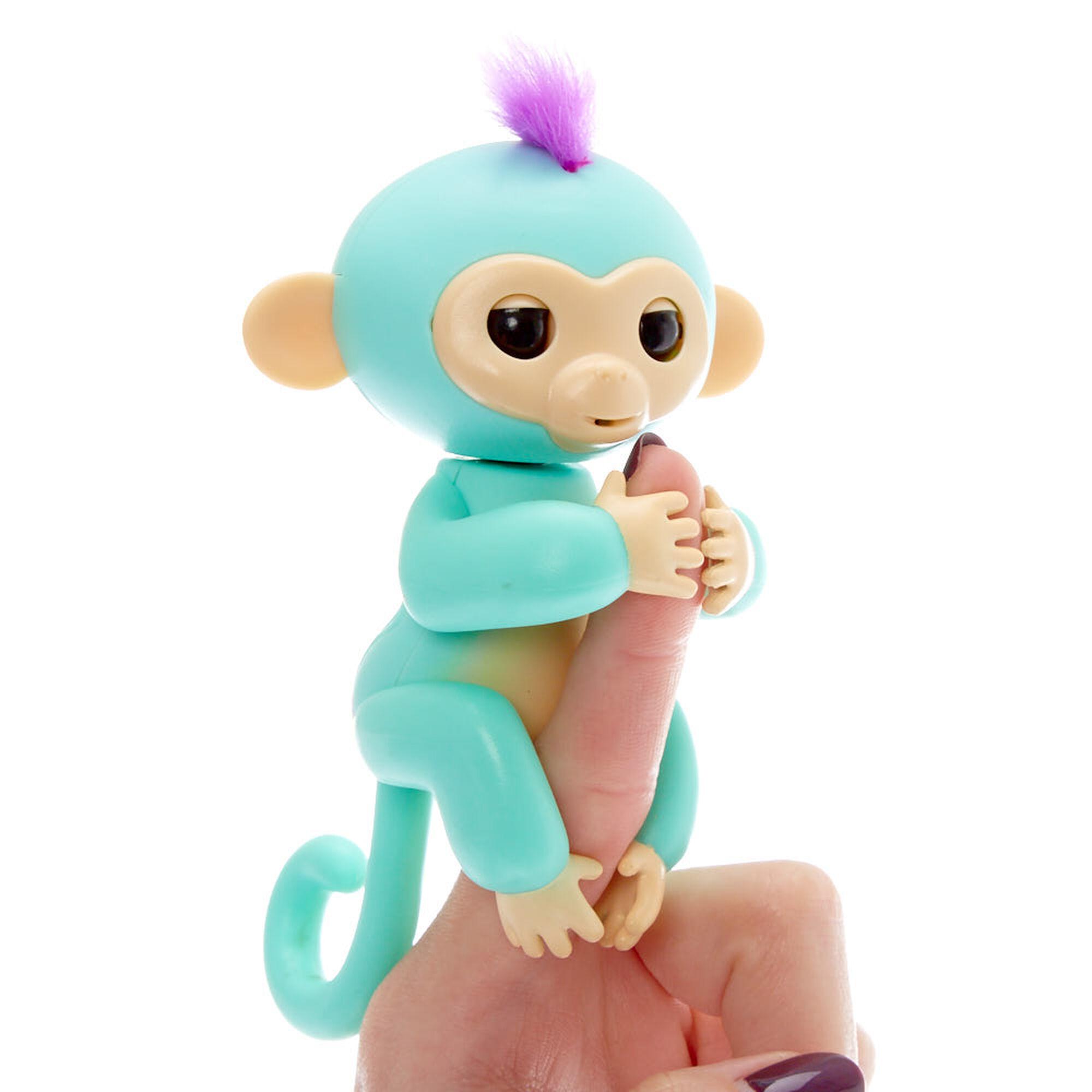 Fingerling Monkey Toy