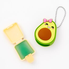 Pucker Pops Smiling Avocado Lip Gloss - Melon,