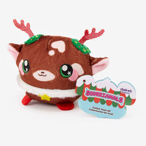 Squeezamals™ Reindeer Soft Toy,