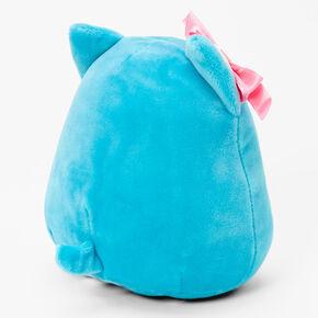 "Squishmallows™ 5"" Puppy Dog Plush Toy - Aqua,"