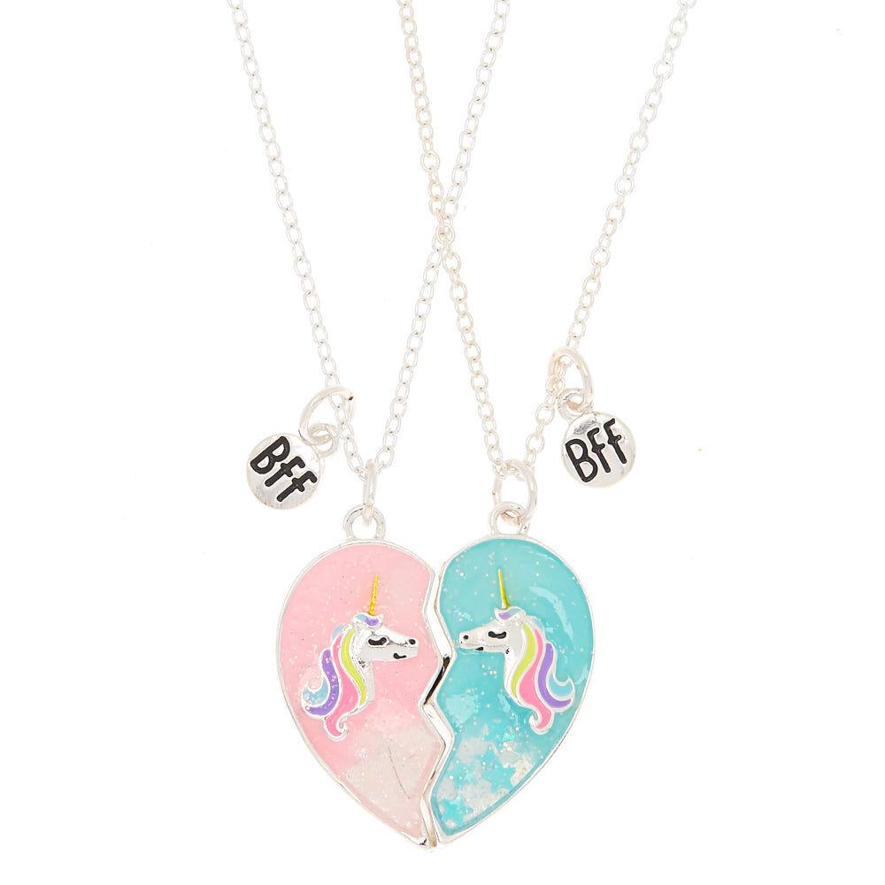 Daisy Chain Flower Best Friend Friendship Heart Charm Bracelet Jewellery Gift