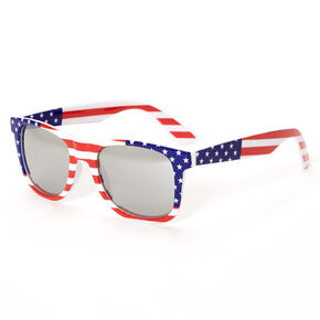 Retro American Flag Sunglasses,