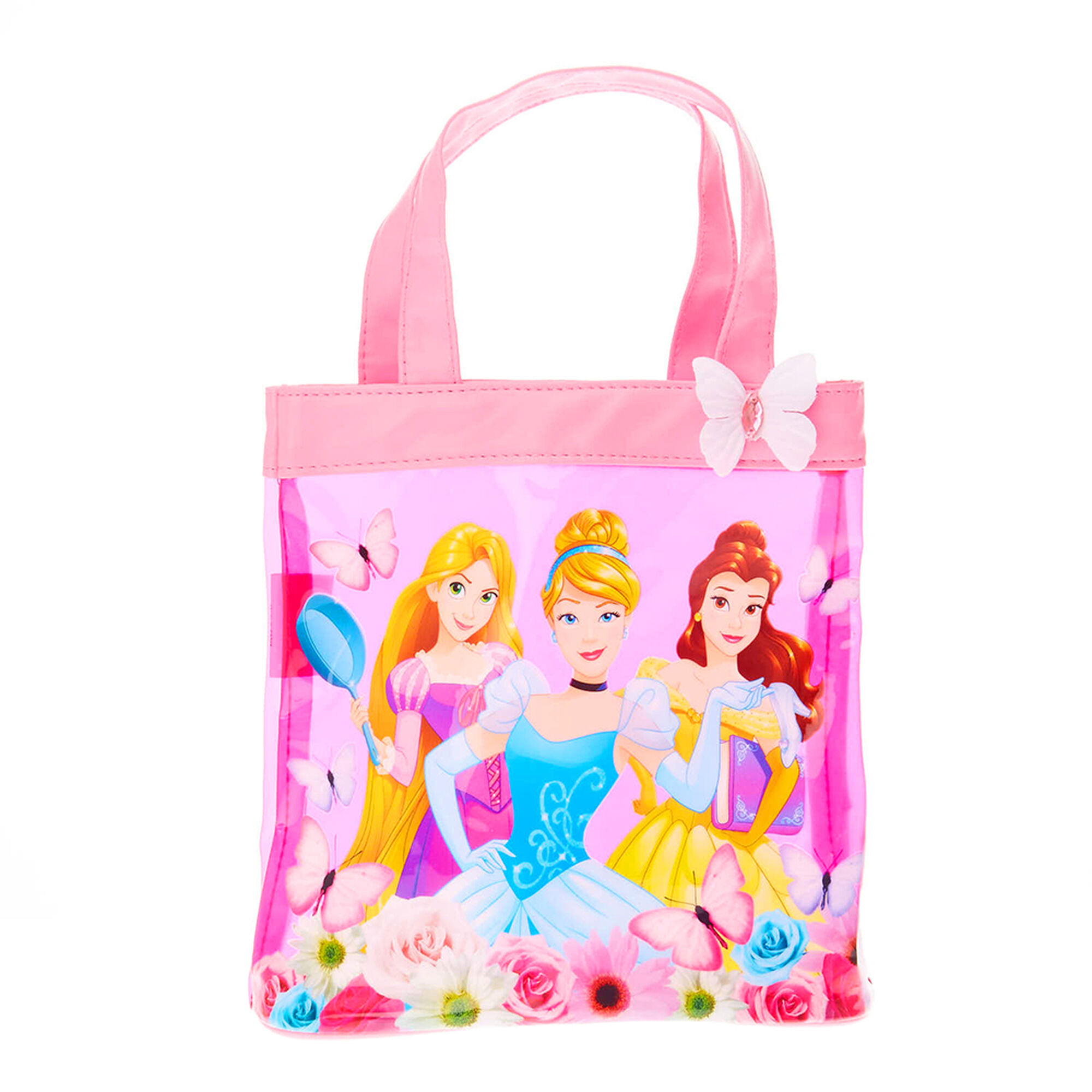 Disney Princess Jelly Tote Bag