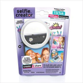 Selfie Creator LED Ring Light,