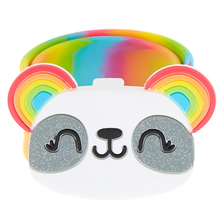 Paige the Panda Slap Bracelet,
