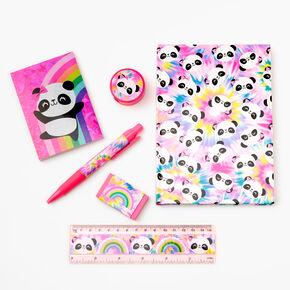 Dancin' Panda Stationery Set - Pink,