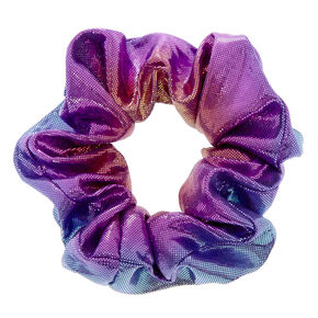 Holographic Mermaid Hair Scrunchie 1c5f4a153be