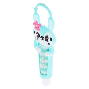 Jade the Bunny Lip Gloss Tube - Blue Raspberry,