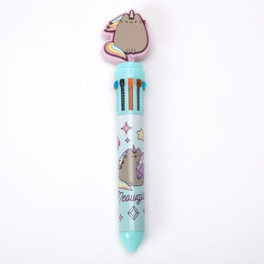Claire/'s Girl/'s Silicone Llama Topper Pen Blue Blue//Pink
