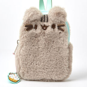 Pusheen® Soft Mini Backpack Keyring – Mint,